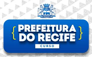 Concurso da Prefeitura do Recife - banner