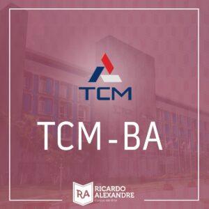 Direito Administrativo - Auditor Estadual de Controle Externo - TCM-BA - Através de Exercícios