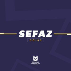 SEFAZ-GO – Orçamento Público - Auditor Fiscal de Goiás – PDF