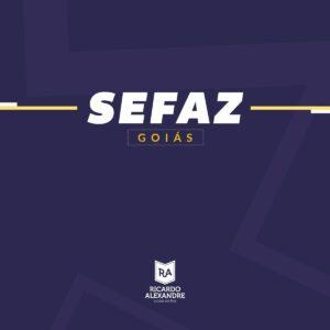 SEFAZ-GO - Teórico + Resolução de Questões - Pacote Completo