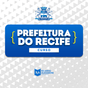 Prefeitura do Recife - Teórico Pré-Edital - Todos os cargos
