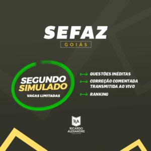 Simulado 2 - SEFAZ GO