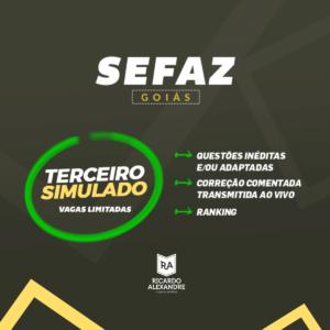 Simulado 3 - SEFAZ GO