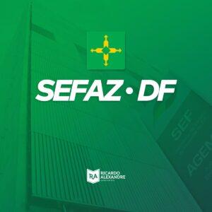Pacote Completo p/ SEFAZ DF – Teórico