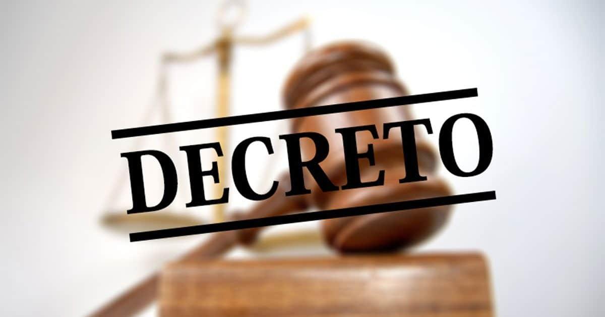 Novo decreto sobre a forma de tratamento e endereçamento ao Poder Público Federal