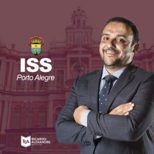 Direito Tributário p/ ISS Porto Alegre – Teoria – Videoaula