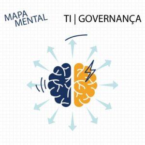 Mapa Mental – Tecnologia da Informação – Governança de TI