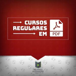 Direito Tributário – Curso Regular 2019 – PDF